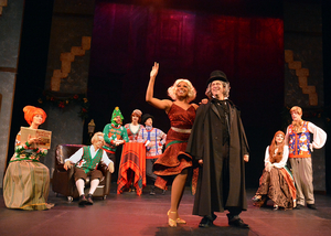 BWW Review: The Troubies Bring A CHRISTMAS CAROLE KING Holiday Cheer Back to the El Portal