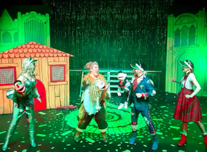 BWW Review: THE PURE AMAZING WIZ OF OZ, Websters Theatre, Glasgow