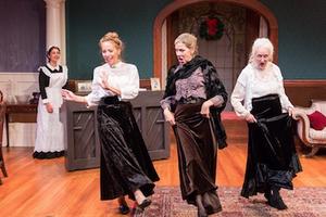 BWW Review: THE DEAD at Scena Theatre