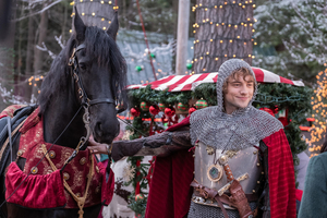 BWW Interview: Costume Designer Barbara Gregusova Talks Netflix's The Knight Before Christmas