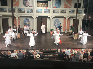 BWW Review: MUCH ADO ABOUT NOTHING at Pop-up Globe Auckland