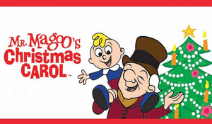 MR. MAGOO'S CHRISTMAS CAROL Benefits the Actors' Fund Tonight; Additional Casting Announced!