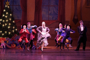 BWW Review: BWW REVIEW:    DANCES PATRELLE PRESENTS THE YORKVILLE NUTCRACKER at The Kaye Playhouse At Hunter College