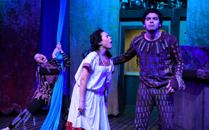 BWW Review: THE MAGICAL PINATA at Keegan Theatre
