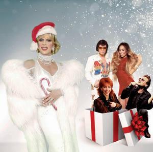 BWW Feature: LEGENDS IN CONCERT'S HOLIDAY SPECTACULAR at Legends In Concert Theater At Tropicana Las Vegas