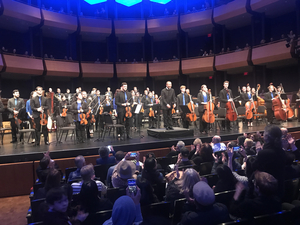 BWW Review: TŌN WITH TAN DUN! at Jazz At Lincoln Center