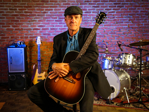 The Raue Center Presents 'Sweet Baby James: The Music of James Taylor'