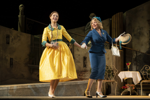 BWW Review: Scenario Two's THE LIGHT IN THE PIAZZA at Lyric Opera House