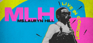 Ms. Lauryn Hill to Play the VETS in Providence
