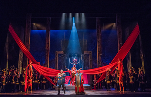 Houston Grand Opera to Present New Production of Verdi's AIDA