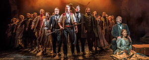 LES MISERABLES Begins Performances Tonight at Newly Renovated Sondheim Theatre in London