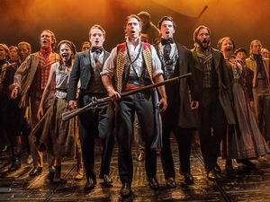Social Roundup: What Did People Think Of LES MISERABLES In London's Newly Renovated Sondheim Theatre?