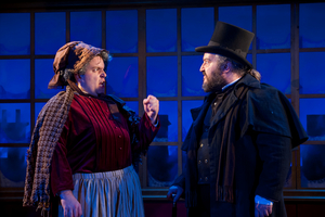 BWW Review: A MERRY LITTLE CHRISTMAS CAROL at Mile Square Theatre