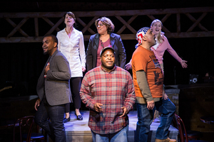 Review: Brilliant Performances Cannot Save a Stale WORKING