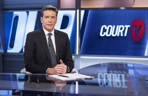 Court TV Promotes Ted Rowlands To Anchor
