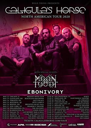 Ebonivory Announce 2020 US Tour Dates