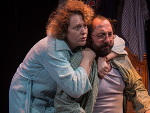 New Yiddish Rep Presents THE LABOR OF LIFE  By Hanoch Levin