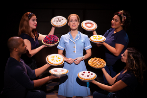 BWW Review: WAITRESS SERVES UP PIE AND PASSION at Broadway San Jose