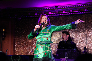 BWW Review: Meghan Murphy Sets 54 Below On Fire with BIG RED AND THE BOYS GET YOUR HOLIDAY ON!