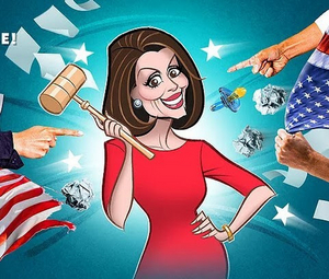 Nancy Pelosi Profiled In New Play THE ADULT IN THE ROOM