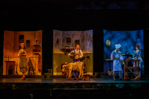 BWW Review: INTO THE WOODS at Resident Theatre Co