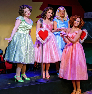 BWW Review: THE MARVELOUS WONDERETTES at Ridgefield Theater Barn Sings the Phrases of AM Radio and 45s