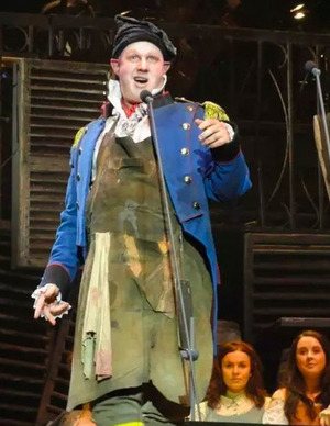 Matt Lucas Steps In To Play 'Thénardier' As LES MISERABLES Reopens In The West End