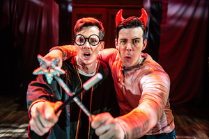 Broadway In Chicago Presents POTTED POTTER: THE UNAUTHORIZED HARRY POTTER EXPERIENCE