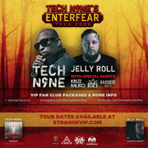 Tech N9ne Announces 2020 Tour and Drops 'Yeah No!' Music Video