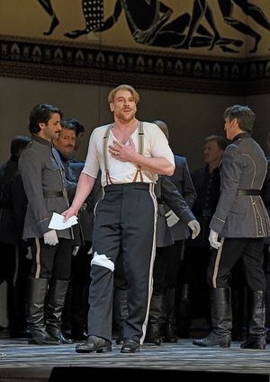 BWW Review: A Silver Rose, Golden Voices and a Platinum Conductor Mark This Season's ROSENKAVALIER at the Met