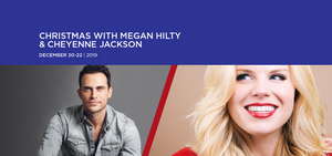 BWW Review: CHRISTMAS WITH CHEYENNE JACKSON AND MEGAN HILTY Throw a Festive Get Together at Dallas Symphony Orchestra