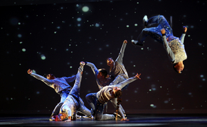 BWW Review: HIP-HOP NUTCRACKER at NJPAC-An Exhilarating Dance Show for the Holiday Season