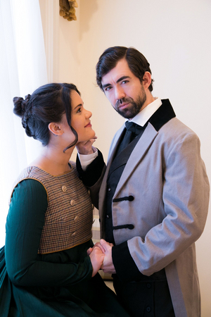 BWW Review: THE WICKHAMS:  CHRISTMAS AT PEMBERLEY at Theatrical Outfit