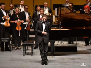Sergio Vargas, Joven Talento Musical a Flor de Piel En El Palacio de Bellas Artes