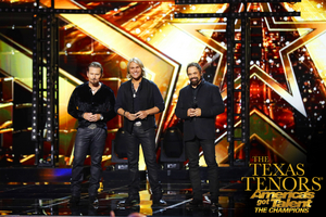 The Texas Tenors to Bring Their 10TH ANNIVERSARY TOUR to The Green Room 42