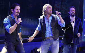 The Texas Tenors to Perform at The Green Room 42