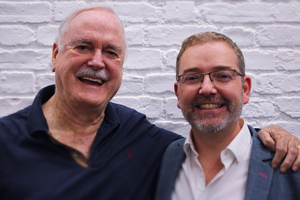See Comedian John Cleese in Conversation at the Northcott Theatre