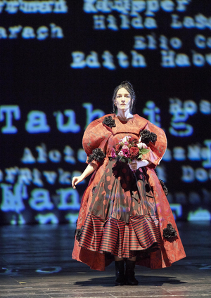 BWW Review: ORLANDO: A Revolutionary, Radical New Opera Blends Art With Activism at Vienna State Opera