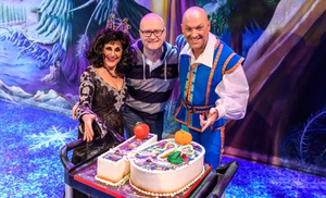 Michael Harrison Celebrates 10 Years At The Helm Of Brum Panto