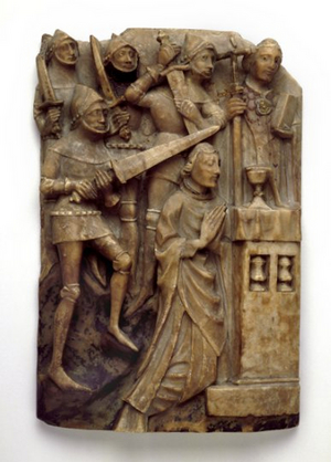 2020 Programme Commemorating The Murder Of Thomas Becket Unveiled At The British Museum