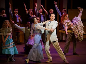 Review Roundup: THE MUSIC MAN at the Wick Theatre, Starring John Tartaglia - Read the Reviews!
