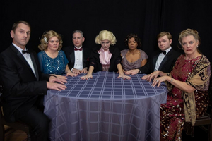 Reston Community Players Presents Ken Ludwig's THE GAME'S AFOOT