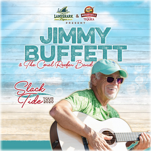 Jimmy Buffett and the Coral Reefer Band Will Play North Charleston Coliseum