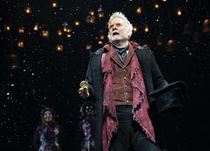 A CHRISTMAS CAROL Plays Final Broadway Performance Today