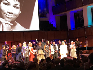 BWW Review: NEW YEAR'S EVE TRIBUTE TO ARETHA FRANKLIN  at Kennedy Center
