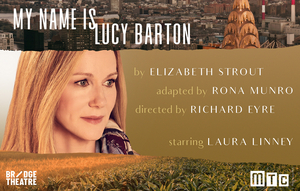 Laura Linney Begins Performances Tomorrow in MY NAME IS LUCY BARTON