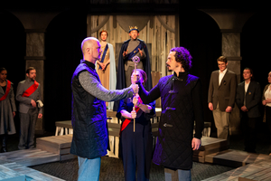 BWW Review: Brave Spirits Opens its Epic History Rep with a Strong 'Richard II'