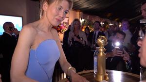 Joaquin Phoenix, Laura Dern, Renée Zellweger & More Attend HFPA's Golden Globes Viewing & After Party