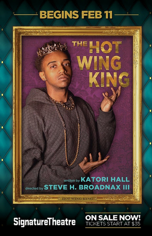 Sheldon Best, Cecil Blutcher and More to Star in Signature Theatre's Production of THE HOT WING KING