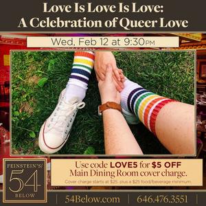 Meghan Gunther to Present LOVE IS LOVE IS LOVE Cabaret at Feinstein's/54 Below